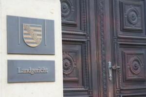 Landgericht Leipzig Eingang