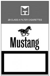 Markenanmeldung Mustang